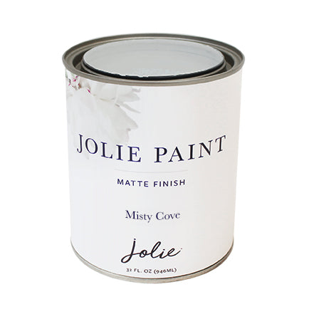 Misty Cove QT | Jolie Paint