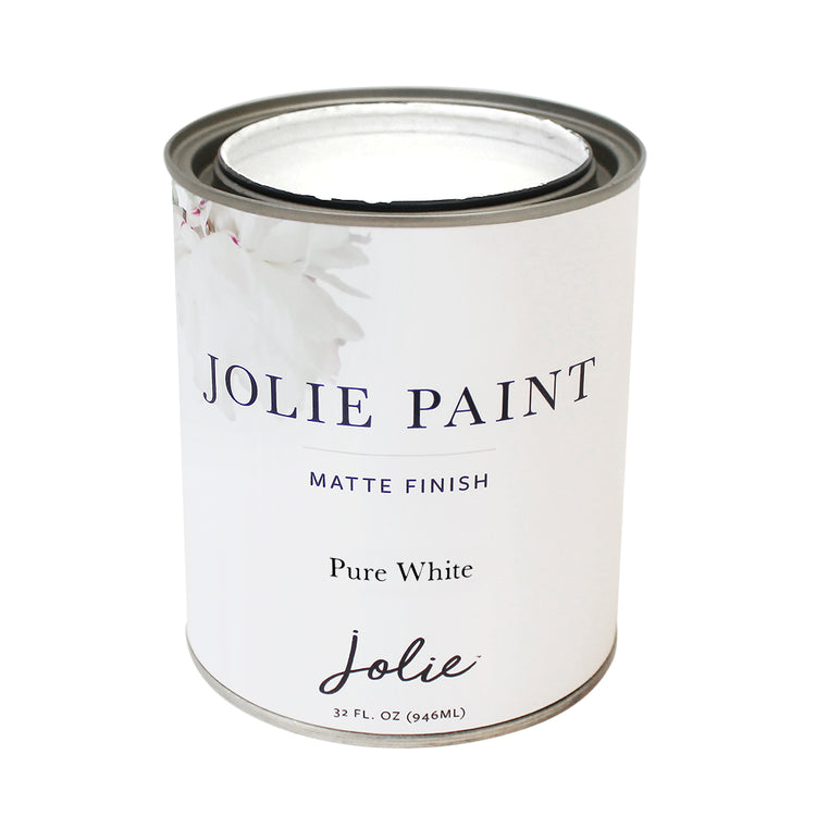 Pure White QT | Jolie Paint