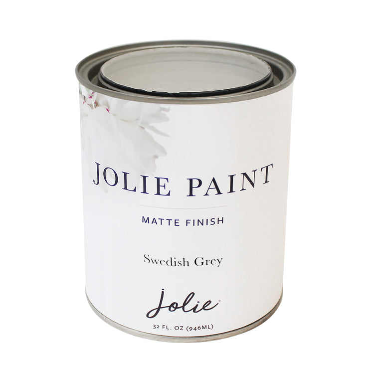 Swedish Grey QT | Jolie Paint