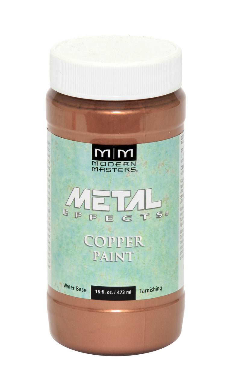 Metal Effects Copper Paint - 16 ounce
