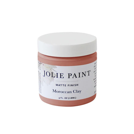 Moroccan Clay  4 oz. Sample Pot Jolie Paint