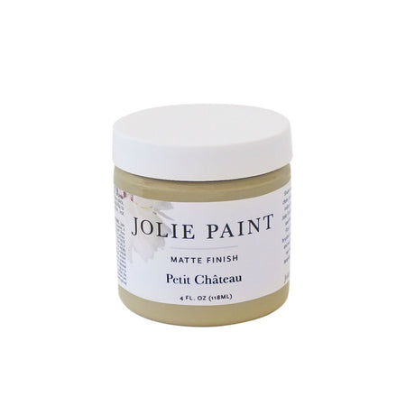 Petit Chateau  4 oz. Sample Pot Jolie Paint