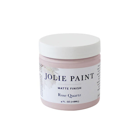 Rose Quartz  4 oz. Sample Pot Jolie Paint