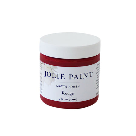 Rouge  4 oz. Sample Pot Jolie Paint