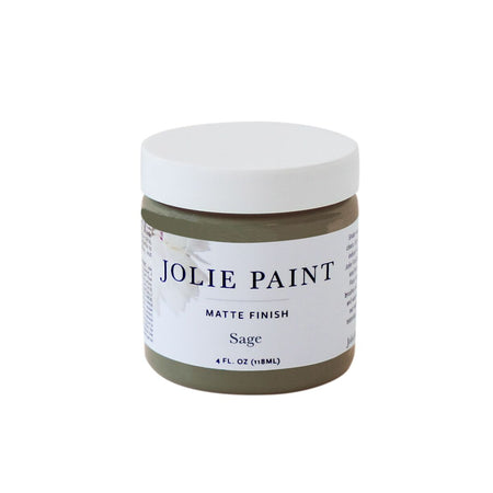 Sage  4 oz. Sample Pot Jolie Paint