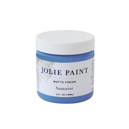Santorini  4 oz. Sample Pot Jolie Paint