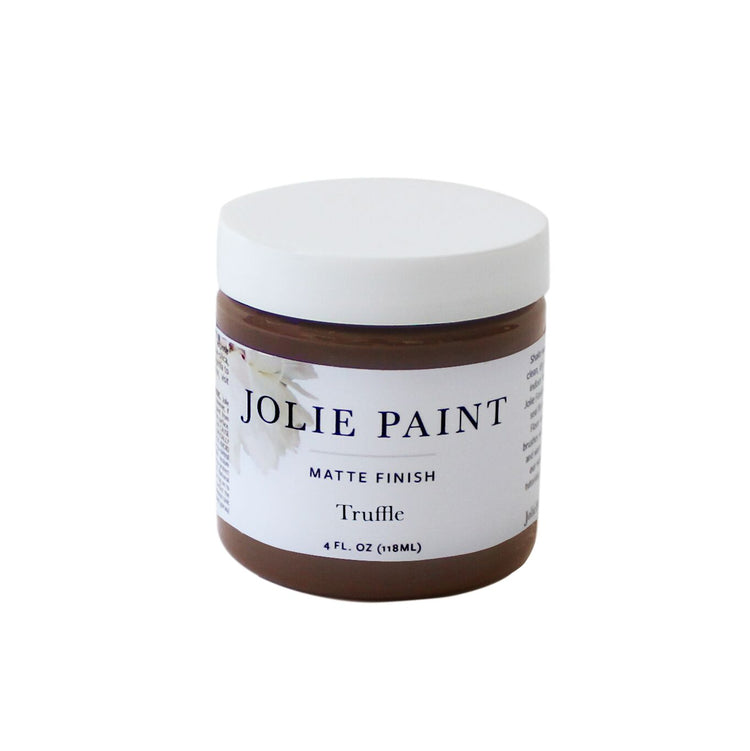 Truffle  4 oz. Sample Pot Jolie Paint