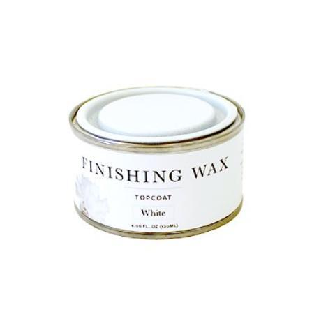 White Jolie Finishing Wax Small