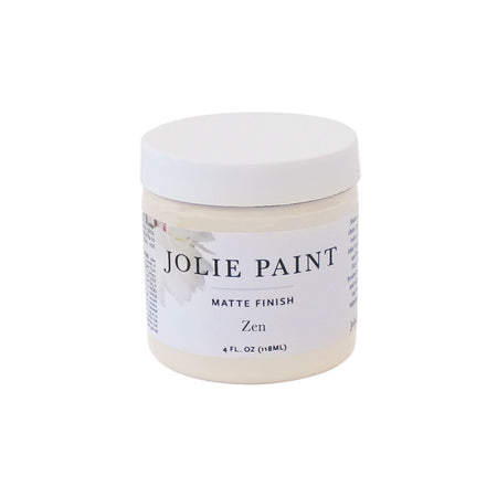 Zen  4 oz. Sample Pot Jolie Paint