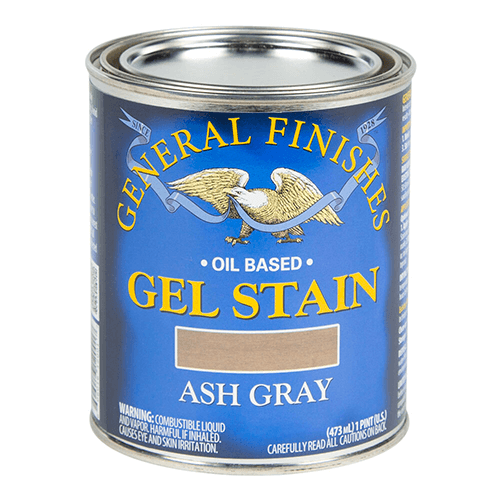 Ash Gray Gel Stain