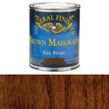 Brown Mahogany Gel Stain PINT