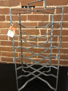 Metal Pie Rack