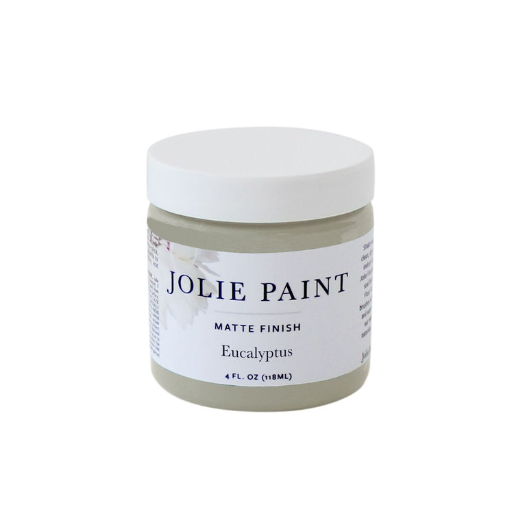 Eucalyptus  4 oz. Sample Pot Jolie Paint