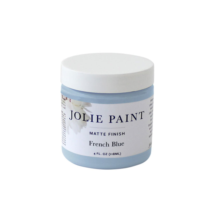 French Blue 4 oz. Sample Pot Jolie Paint