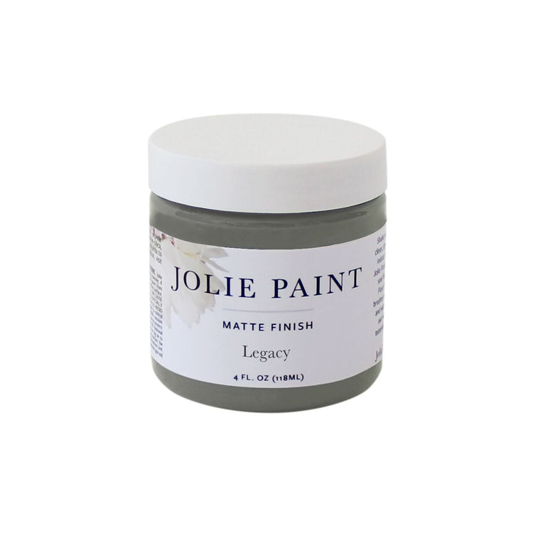 Legacy 4 oz. Sample Pot Jolie Paint