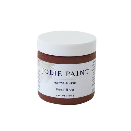Terra Rosa  4 oz. Sample Pot Jolie Paint