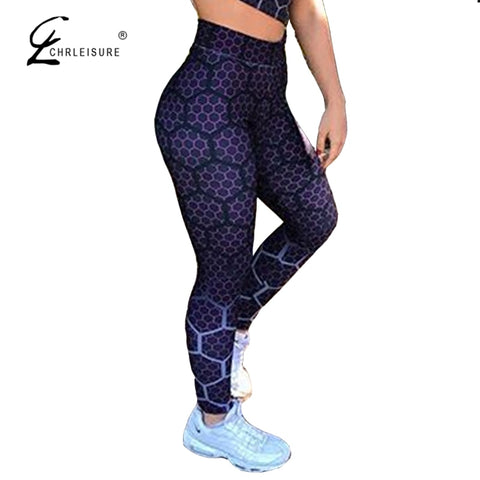 Fitness Leggings High Waist  Workout Activewear Jeggings Trousers Women