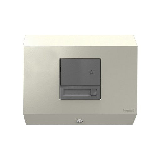 Adorne 450 Watt CFL/LED Control Box with Paddle Dimmer