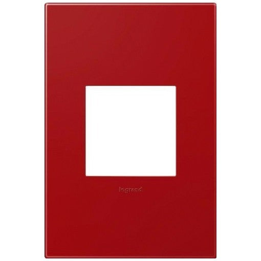 Adorne Cherry 1 Gang Wall Plate
