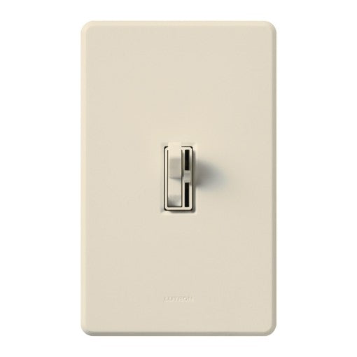 Lutron Ariadni Single-Pole Dimmer with Nightlight - 1000W Max - Light Almond