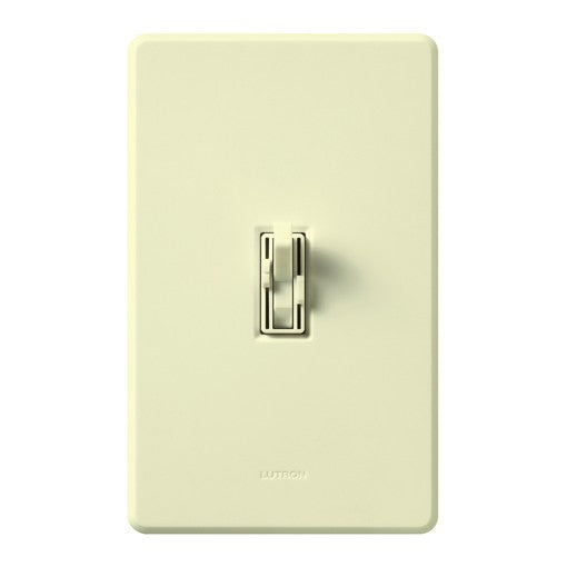 Lutron Ariadni Single-Pole 3-Speed Fan Control with Dimmer - Almond
