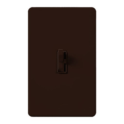 Lutron Ariadni CL Dimmer for LED/CFL/HAL/INC - Brown