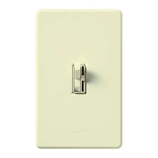 Lutron Ariadni Single-Pole/3-Way Fluorescent Dimmer - Almond