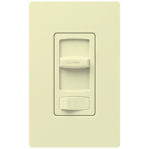 Lutron Skylark Contour CL Dimmer for LED/CFL/HAL/INC - Almond