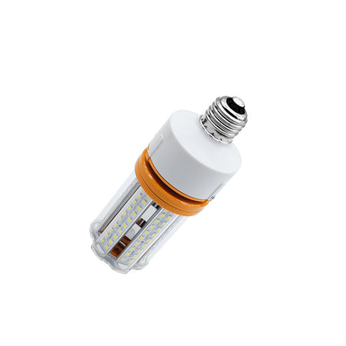 15W LED Corn Cob Light Bulb - 1875 Lumens - 120-277Vac - E26 Medium Base - 5000K