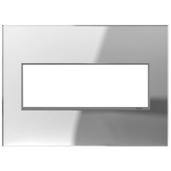 Adorne Mirror 3-Gang Wall Plate