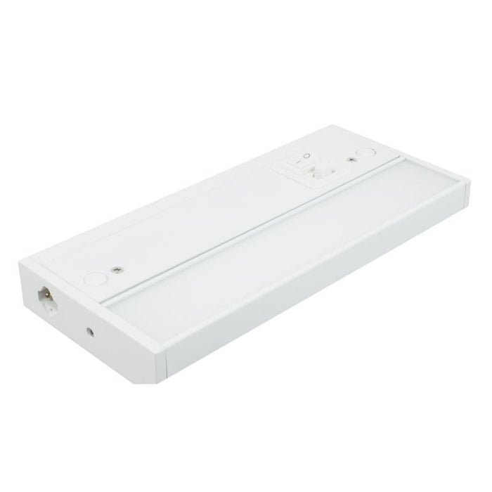 "American Lighting 8"" - 6.4 Watt LED White Color Changeable LED Undercabinet Fixture - 420 Lumens - 120V"