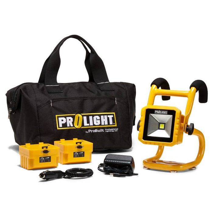 Southwire ProLight��� 100-2 10 Watt LED Rechargeable Work Light Kit w/ 2 Batteries