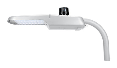 LED Roadway Lighting, 120-277V, Type III, 4000K, Silver Gray - ALRL01
