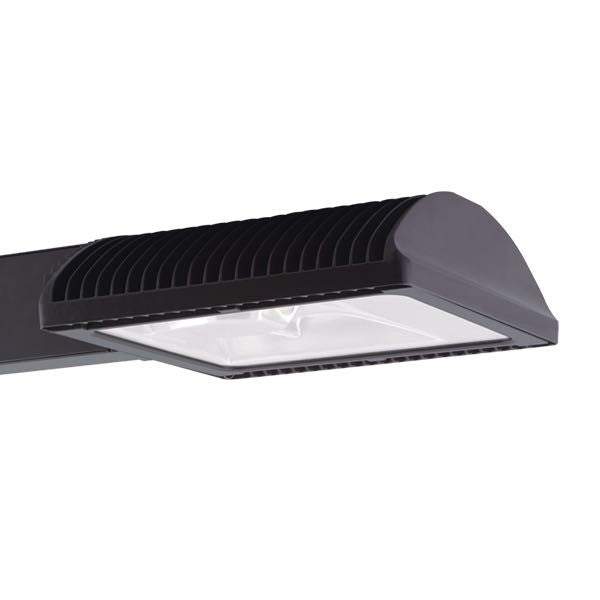 RAB 105 Watt Bi-Level LED Area Light - Type III - No Photocell - 5000K - 12,476 Lumens - 120-277V - Bronze