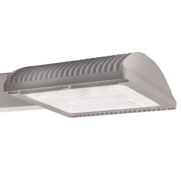 RAB 105 Watt LED Area Light - Type III - No Photocell - 4000K - 12,042 Lumens - 120-277V - Gray