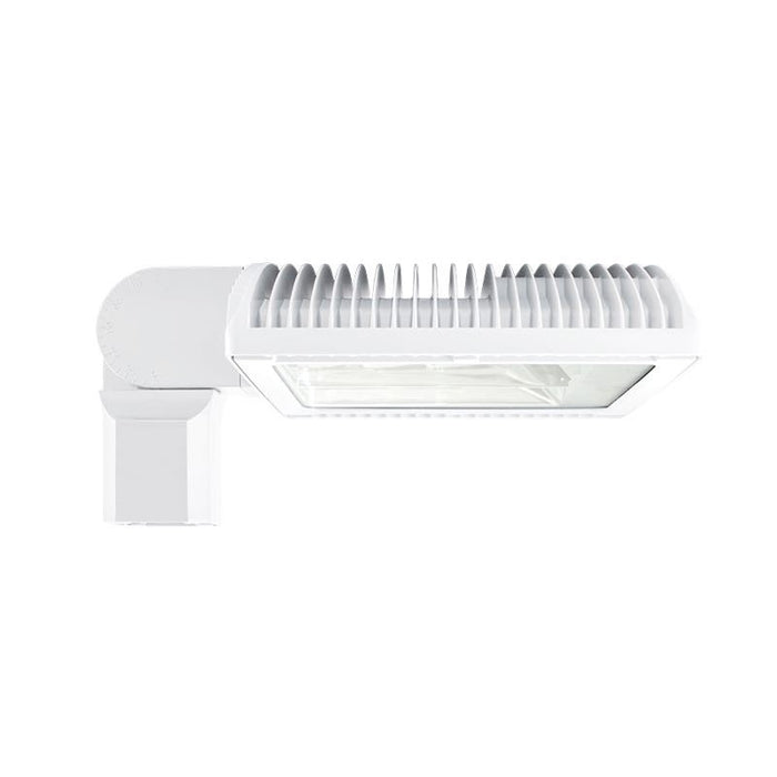 RAB 105 Watt LED Area Light - Type III - No Photocell - Slipfitter Mount - 3000K - 11,829 Lumens - 120-277V - White