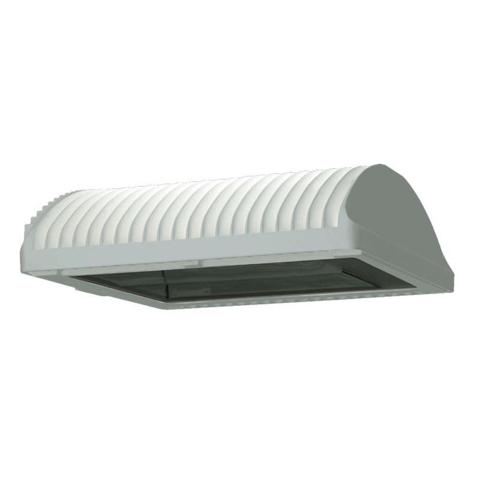 RAB 105 Watt LED Area Light - Type III - 277V Swivel Photocell - 5000K - 12,476 Lumens - 208-277V - White