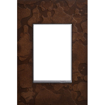 Adorne Bronze Hubbardton Forge 1 Gang 3 Module Wall Plate