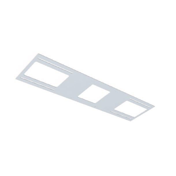 "American Lighting 6"" Rough-In Plate for Square BRIO Disc Light"