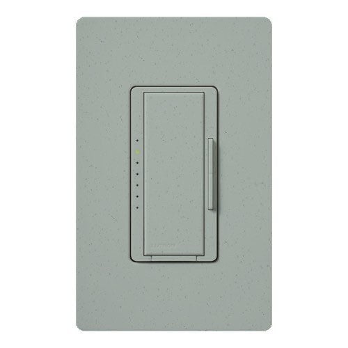 Lutron Maestro CL Pro All-in-One Dimmer - Phase Selectable - LED / CFL / Incandescent / Halogen - Bluestone