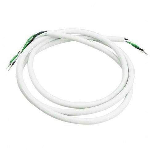 Green Creative 12' Power Cord for QWIKLINK Strip Fixture