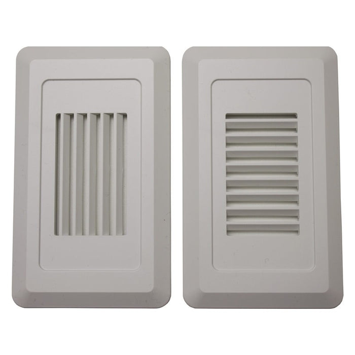 NSL Louver Switch Star Cover - Light Almond