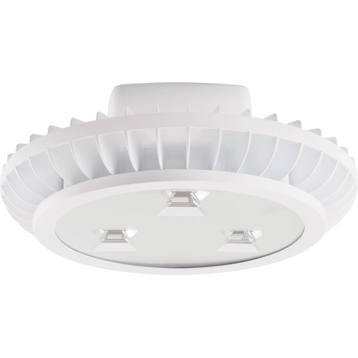 RAB 78 Watt Bi-Level AISLED High Bay - 5100K - 9,927 Lumens - 120-277V - White