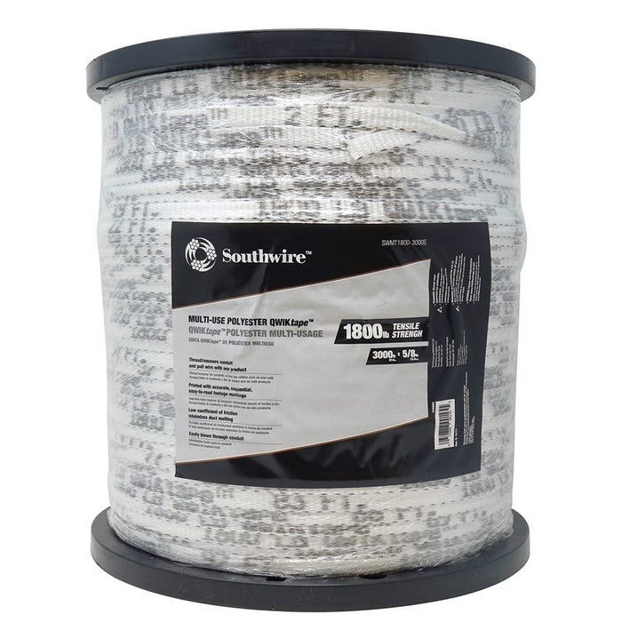 Southwire QWIKtape��� Pull Tape 1800lb - 3000ft Spool
