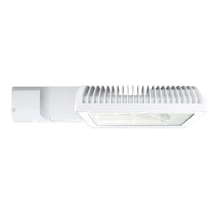 RAB 125 Watt Bi-Level LED Roadway Light - Type III - No Photocell - 5000K - 14,891 Lumens - 120-277V - White