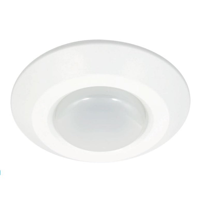 "American Lighting 5""/6"" - 9.6 Watt LED White SATELLITE Bevel Downlight - 3000K - 864 Lumens - 120V"