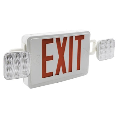 Sylvania ValueLED��� Exit / Security Light Combo - Red