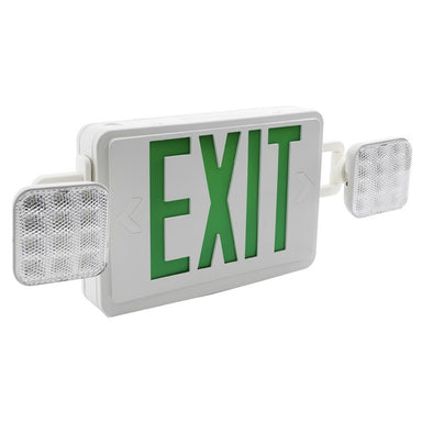 Sylvania ValueLED��� Exit / Security Light Combo - Green