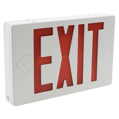 Sylvania ValueLED��� Exit Sign - Red