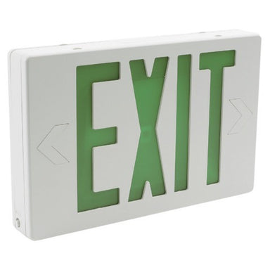 Sylvania ValueLED��� Exit Sign - Green